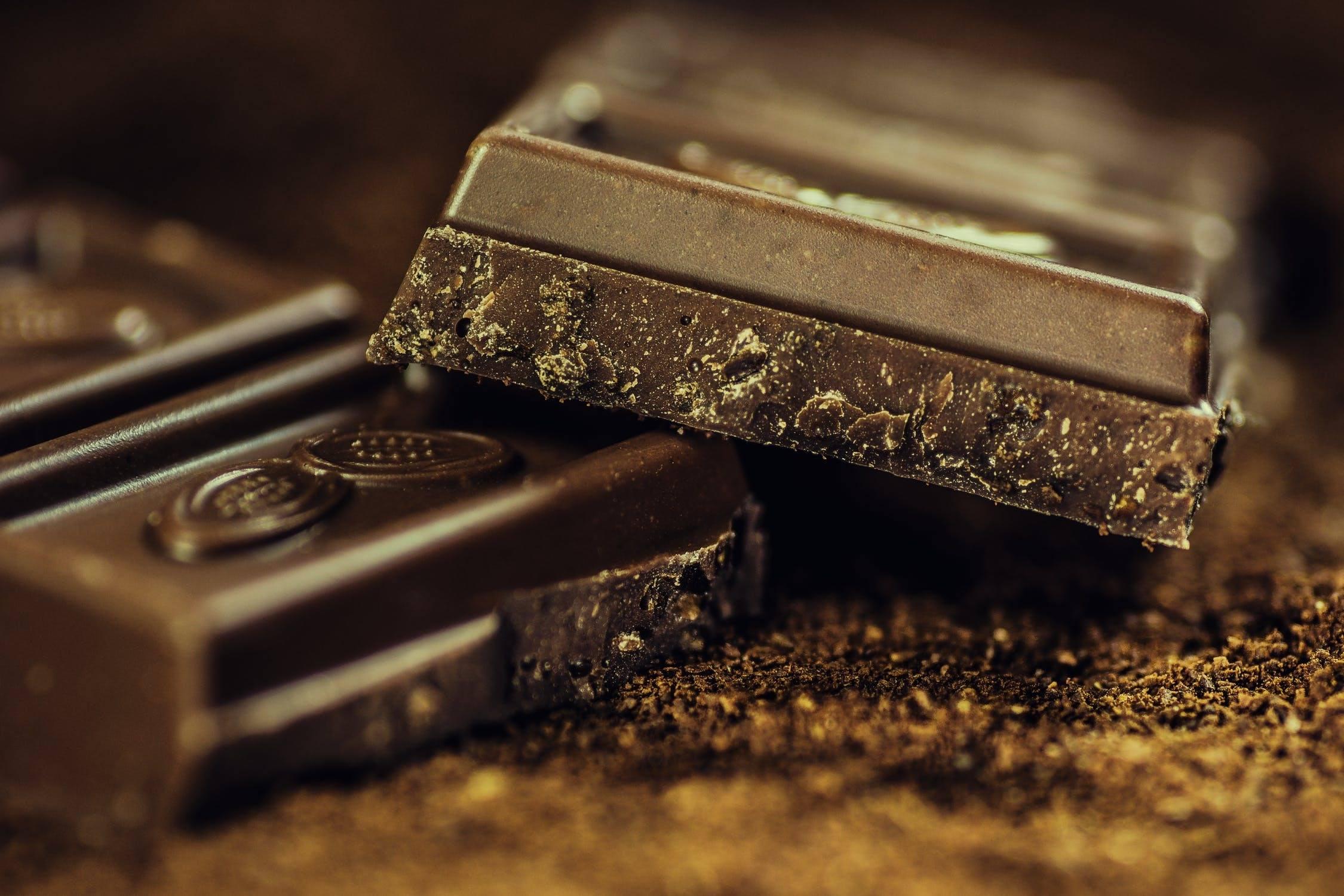 el placer prohibido del chocolate