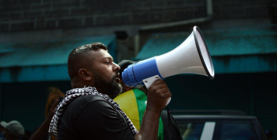 Libertad de expresión es decir lo que la gente no quiere oír